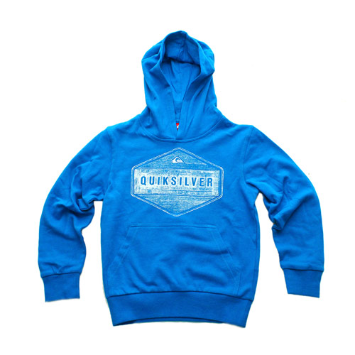 Quiksilver-Rib-Youth-2-Centuries-Kids-Hoody-Blue-All-Sizes